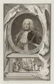 John Carteret, 2nd Earl Granville, by and published by Thomas Major, after  Dominicus van der Smissen - NPG D19327