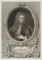 John Radcliffe, by Paul Fourdrinier, after  Sir Godfrey Kneller, Bt - NPG D19339
