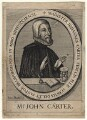 John Carter, by John Dunstall, after  Robert Vaughan - NPG D16442
