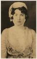 Lillah McCarthy, possibly by Alvin Langdon Coburn - NPG x126447
