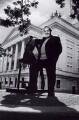 Clive Alexander Barnes, by Alan Bergman - NPG x126453