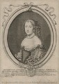Henrietta Anne, Duchess of Orleans, by Nicolas de Larmessin, published by  Pierre Bertrand - NPG D16459