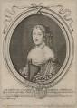 Henrietta Anne, Duchess of Orleans, by Nicolas de Larmessin, published by  Pierre Bertrand - NPG D16459