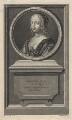 Henrietta Anne, Duchess of Orleans, by Jean Audran, after  Claude Mellan - NPG D16461