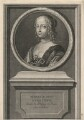 Henrietta Anne, Duchess of Orleans, by Jean Audran, after  Claude Mellan - NPG D16462