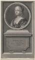 Henrietta Anne, Duchess of Orleans, by Jean Audran, after  Claude Mellan - NPG D16464