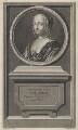 Henrietta Anne, Duchess of Orleans, by Jean Audran, after  Claude Mellan - NPG D16465