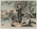 'Izaak Walton - the old English angler', by and published by Dean & Co - NPG D19394