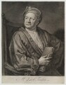 Jacob Tonson I, by John Faber Jr, after  Sir Godfrey Kneller, Bt - NPG D19395