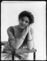 Dorothy Thomas, by Bassano Ltd - NPG x103216
