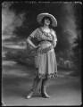 Evelyn Turner, by Bassano Ltd - NPG x103223