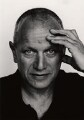 Steven Berkoff, by Mark Tillie - NPG x35170