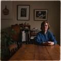 Susan Elizabeth ('Sue') Davies (née Adey), by Cheryl Twomey - NPG x33744