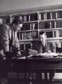 Graham Greene; Douglas Francis Jerrold, by John Gay - NPG x47309