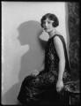Josephine Victor, by Bassano Ltd - NPG x103206