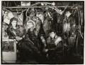 Duran Duran (John Taylor; Simon Le Bon; Nick Rhodes; Roger Taylor (Roger Meddows-Taylor); Andy Taylor), by Mike Owen - NPG x126487