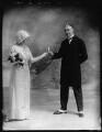Ethel Oliver; Bay Russell, by Bassano Ltd - NPG x103425