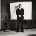 David John Mellor, by Liam Woon - NPG x30423