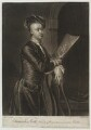 Samuel Scott, by and sold by John Faber Jr, after  Thomas Hudson - NPG D19462