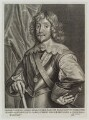 Henry Rich, 1st Earl of Holland, by Peeter Clouwet, published by  Gillis Hendricx, after  Sir Anthony van Dyck - NPG D19478