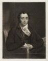 Henry Richard Fox (later Vassall), 3rd Baron Holland, by Samuel William Reynolds, after  John Raphael Smith - NPG D19479
