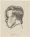 Herbert Stanley Morrison, Baron Morrison of Lambeth, by Henryk Gotlib - NPG D13609