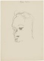 Unknown man, by Henryk Gotlib - NPG D13614