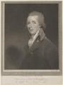 William Pitt, by Charles Brome, after  William Owen - NPG D16448