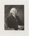 Abraham Rees, by William Holl Sr, published by  Longman & Co, after  John Opie - NPG D19503