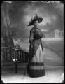 Anna Allegra (née Hakim), Lady Neumann, by Bassano Ltd - NPG x103519