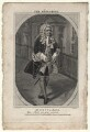 Richard Suett as Bayes in 'The Rehearsal', by William Skelton, after  John Graham - NPG D16529