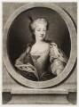 Maria Clementina Sobieska, attributed to John Simon, after  Francesco Trevisani - NPG D19515