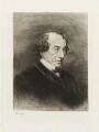 Benjamin Disraeli, Earl of Beaconsfield, by Georges Labadie Pilotell - NPG D19527
