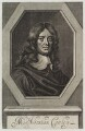 Abraham Cowley, by William Faithorne, after  Sir Peter Lely - NPG D19532