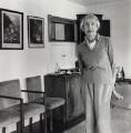 Dame Janet Maria Vaughan, by Deborah Elliott - NPG x25234