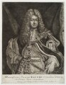 James Butler, 2nd Duke of Ormonde, by and published by John Faber Sr, after  Unknown artist - NPG D19546