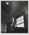 Lindsay Anderson, by Jorge ('J.S.') Lewinski - NPG P1042
