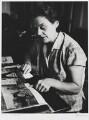 Clare Hollingworth, by Jorge ('J.S.') Lewinski - NPG P1048
