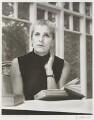 Elizabeth Jane Howard, by Jorge ('J.S.') Lewinski - NPG P1049