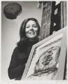 Diana Rigg, by Jorge ('J.S.') Lewinski - NPG P1057