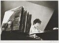 Katharine Elizabeth Whitehorn, by J.S. Lewinski - NPG P1068