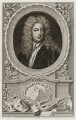 Joseph Addison, by Jacobus Houbraken, published by  John & Paul Knapton, after  Sir Godfrey Kneller, Bt - NPG D19551