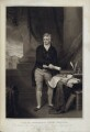 Henry Grattan, by Edward Scriven, published by and after  Alexander Pope - NPG D19553