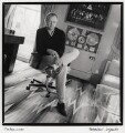 Tim Rice, by Michael Birt - NPG x23475