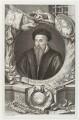 Sir Nicholas Throckmorton, by George Vertue - NPG D19576