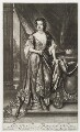 Louise de Kéroualle, Duchess of Portsmouth, by Isaac Beckett, published by  Edward Cooper, after  Sir Godfrey Kneller, Bt - NPG D19582