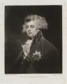 King George IV, by Samuel William Reynolds, published by  Sir Joshua Reynolds - NPG D19589