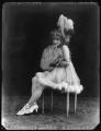 Elaine Vernon, by Bassano Ltd - NPG x103591