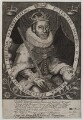 King James I of England and VI of Scotland, published by Peter Stent - NPG D19614