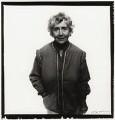 Dame Peggy Ashcroft, by Trevor Leighton - NPG x35355